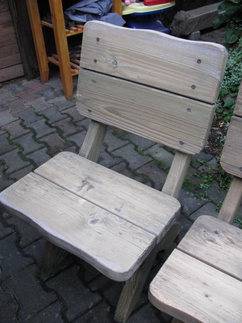 Gartenmobel Polyrattan Edelstahl : Wie kann ich meine Gartenmöbel (Holz) wieder hübsch machen  Tips