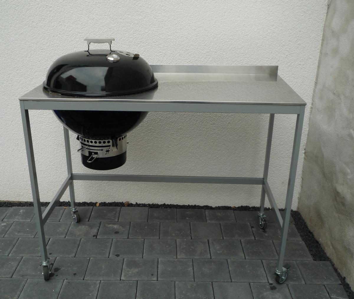 Zu Verkaufen Weber One Touch Premium 57 Umbau Inklusive