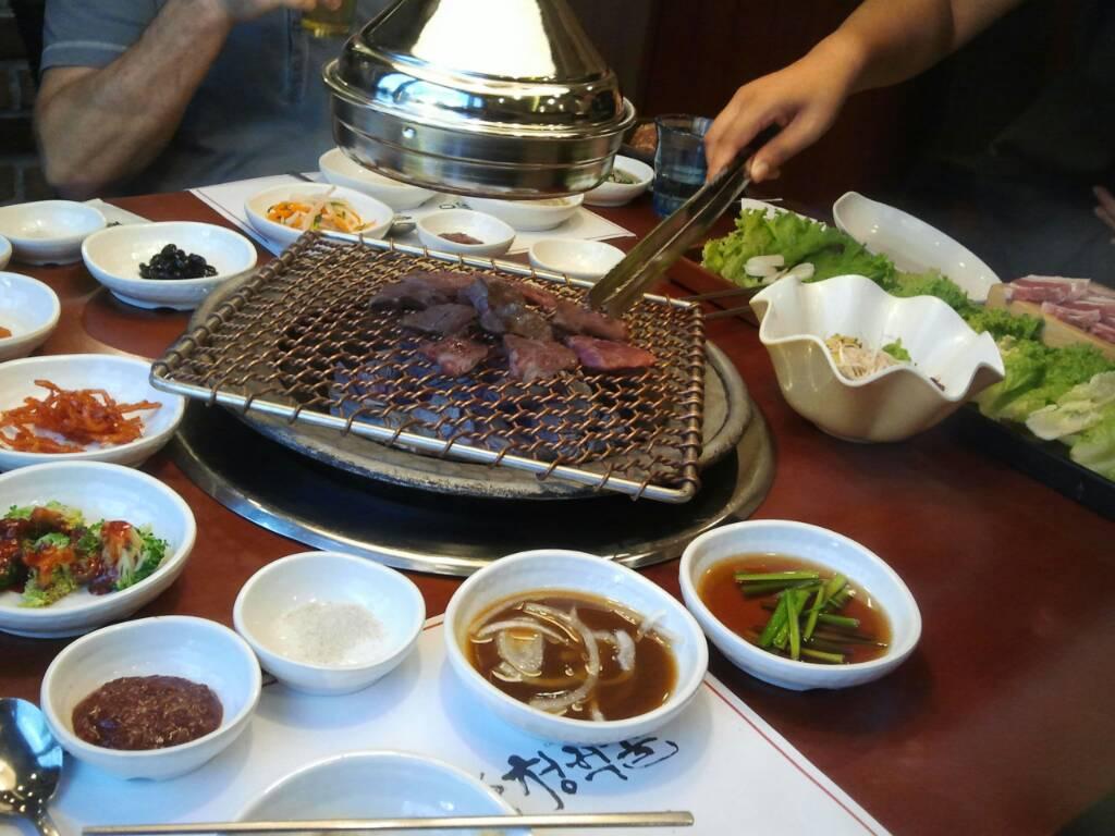 bulgogi koreanisches barbecue rauchfreier indoor grill grillforum und bbq www. Black Bedroom Furniture Sets. Home Design Ideas