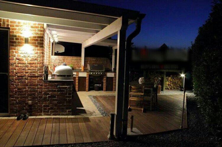 Platte Für Außenküche : Welche arbeitsplatte für außenküche grillforum und bbq