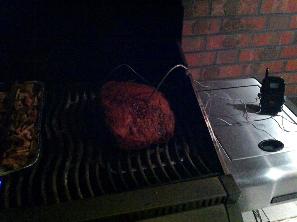 Gsv Pulled Pork Gasgrill : Pulled pork im gasgrill ohne wasserschale grillforum und bbq