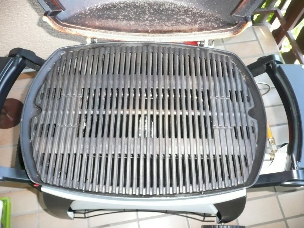 Weber Elektrogrill Rost Reinigen : Weber q grillrost rostet grillforum und bbq