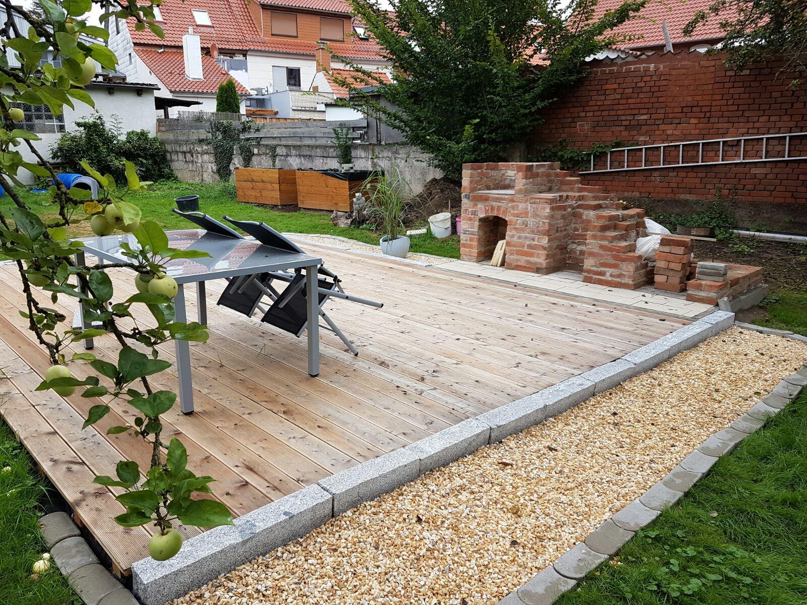 projekt garten terrasse grill ofen und mehr grillforum und bbq. Black Bedroom Furniture Sets. Home Design Ideas