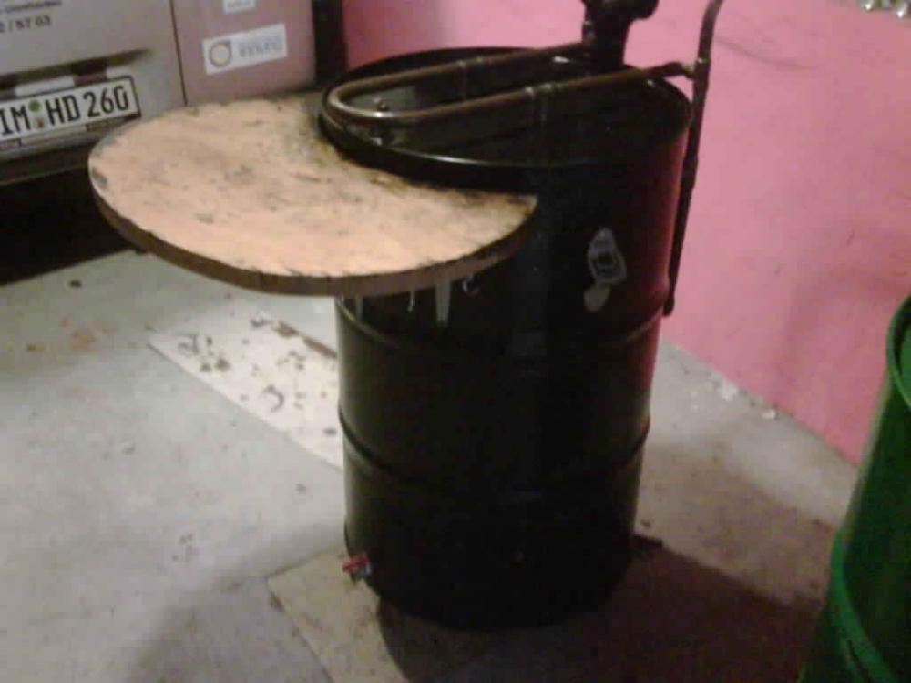 wok station im bau grillforum und bbq. Black Bedroom Furniture Sets. Home Design Ideas