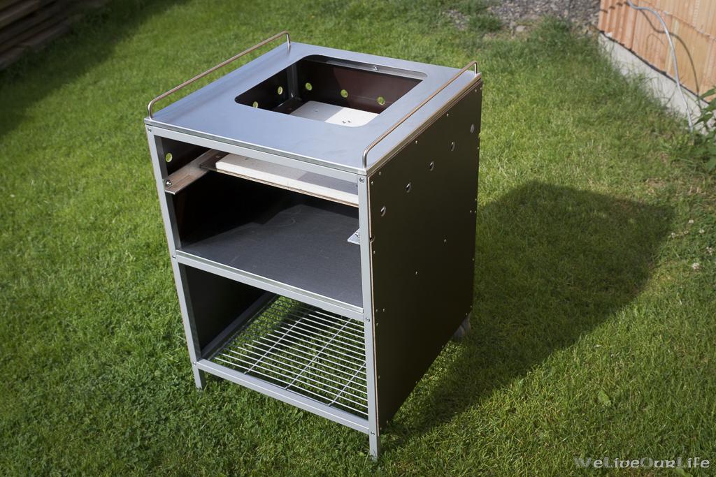der roaring dragon x 76 hat ein zuhause gefunden und ein paar fragen zur bedienung grillforum. Black Bedroom Furniture Sets. Home Design Ideas