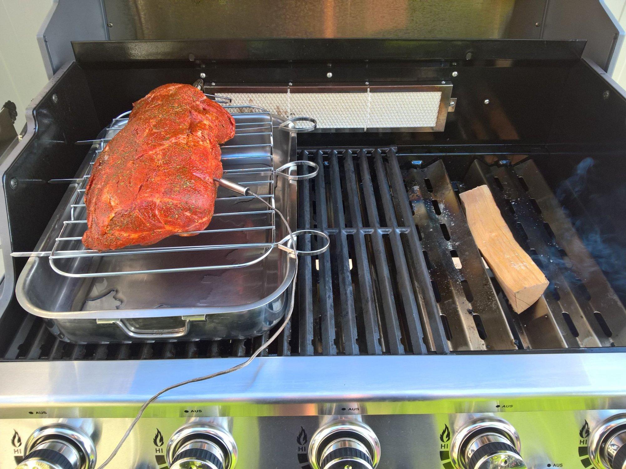 Gsv Pulled Pork Gasgrill : Pulled pork desaster mit dem spirit grillforum und bbq