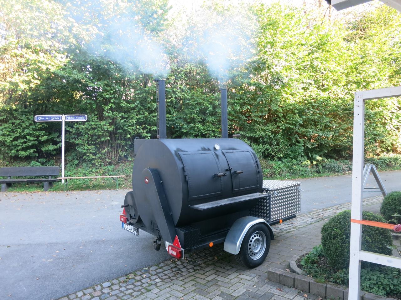 grill smoker event f r einen freund grillforum und bbq. Black Bedroom Furniture Sets. Home Design Ideas