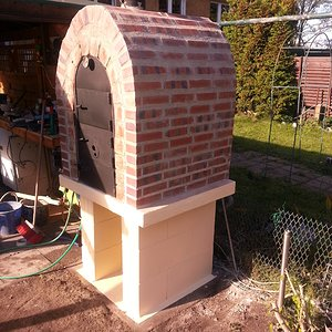 Backofen selber bauen | Grillforum und BBQ - www.grillsportverein.de