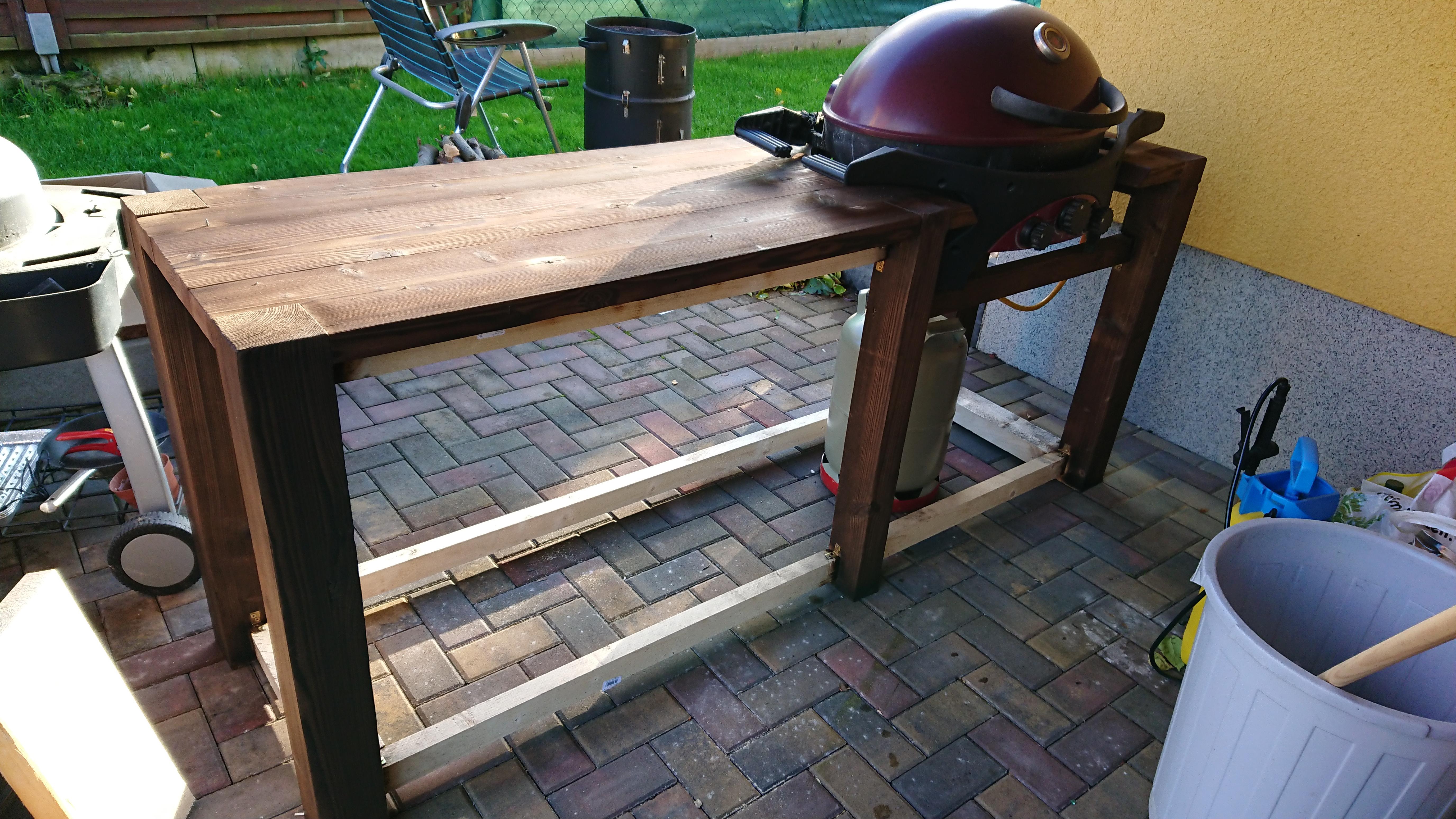 Dach Für Außenküche : Außenküche sinnvolle utensilien ausstattung grillforum und bbq