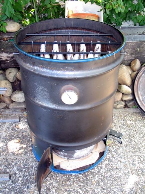 Material R 228 Ucherofen Grillforum Und Bbq Www