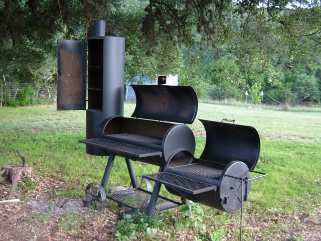 vorstellung mit selbstbau smoker grillforum und bbq. Black Bedroom Furniture Sets. Home Design Ideas