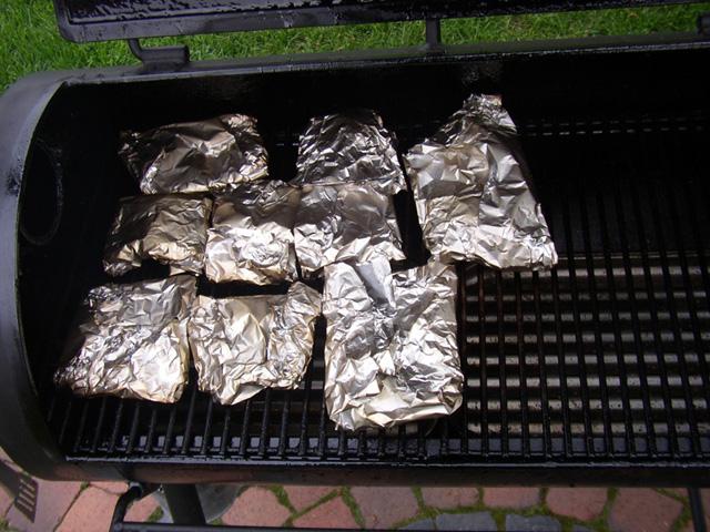 Spareribs Grillen Gasgrill Alufolie : Spareribs im smoker grillforum und bbq grillsportverein