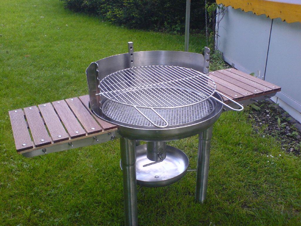 edelstahl grill eigenbau grillforum und bbq www. Black Bedroom Furniture Sets. Home Design Ideas
