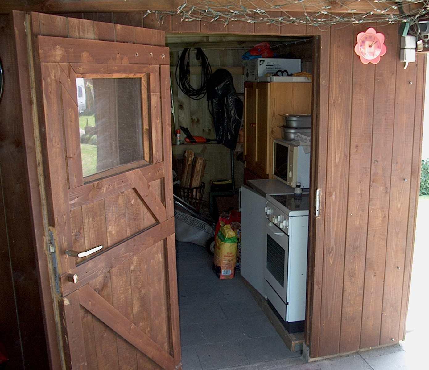 eigenbau:kombinierter back/-räucherofen, outdoor küche, etc
