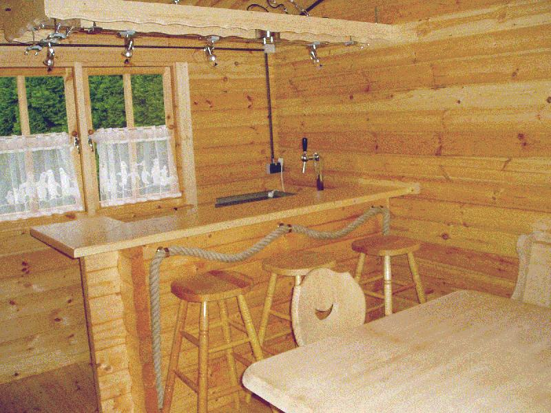 Vorschlag f r ein neues unterforum grillforum und bbq - Gartenhaus eigenbau ...