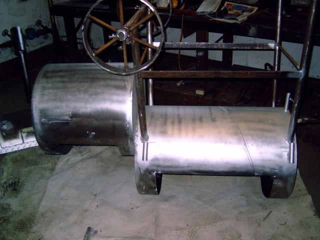 mein selbstbau smoker grillforum und bbq www. Black Bedroom Furniture Sets. Home Design Ideas
