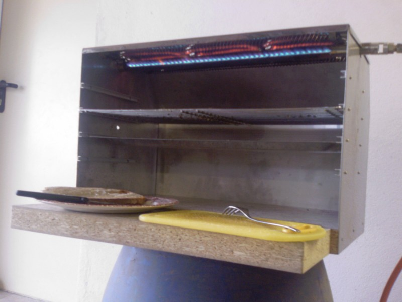 gasgrill mit oberhitze grillforum und bbq www. Black Bedroom Furniture Sets. Home Design Ideas