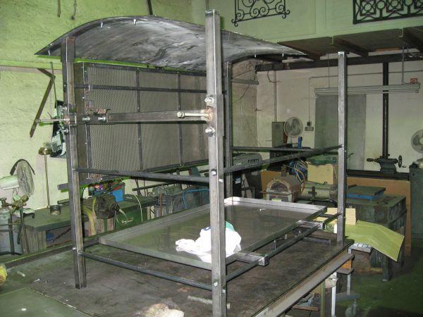 spanferkelgrill voll zerlegbar seite 2 grillforum und bbq. Black Bedroom Furniture Sets. Home Design Ideas