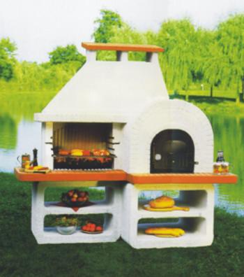 pizzaofen mit grill bausatz – blessfest, Best garten ideen
