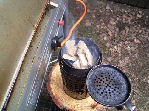 original bernd s imkersteaks smoken im lavastein gasgrill grillforum und bbq www. Black Bedroom Furniture Sets. Home Design Ideas