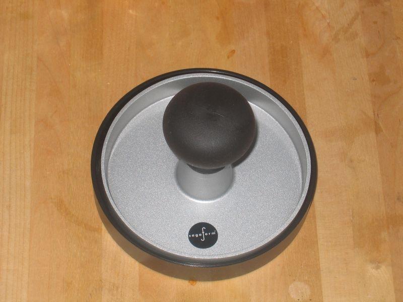 Kurzer test zur hamburgerpresse grillforum und bbq www for Hamburgerpresse weber