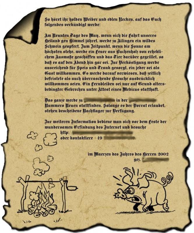 Perfekt Einladung Zum Essen Text Lustig | Freshideen, Einladungs