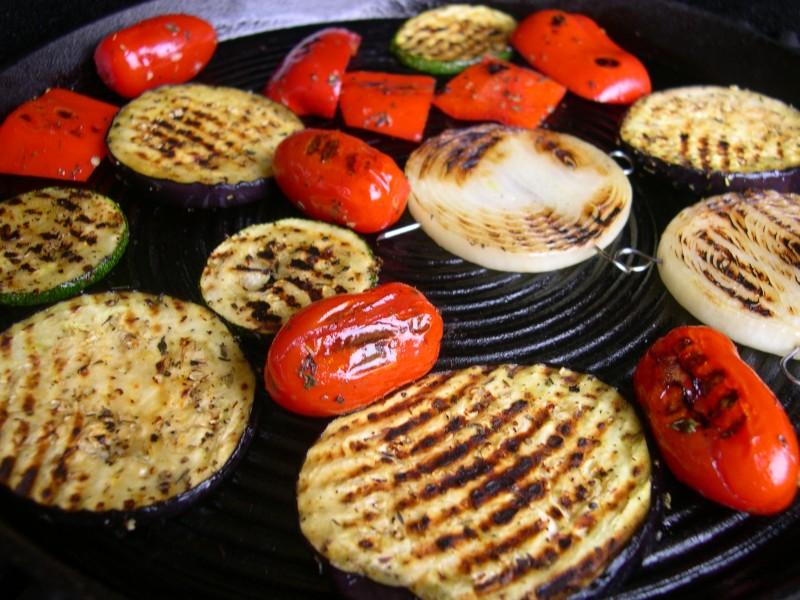 aubergine grillen | grillforum und bbq - www.grillsportverein.de