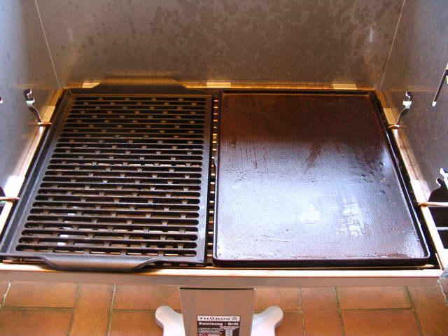 Weber Elektrogrill Gebrauchsanweisung : Weber elektrogrill einbrennen selfmade bbq eisenpfanne einbrennen