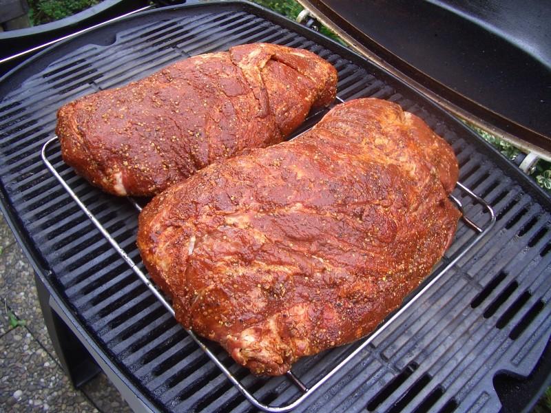 Pulled Pork På Gasgrill Q300 : Pulled pork ist pille palle grillforum und bbq www