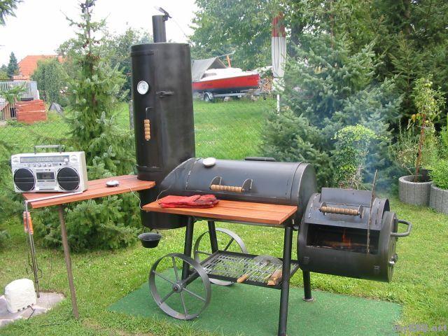bau eines smokers seite 3 grillforum und bbq www. Black Bedroom Furniture Sets. Home Design Ideas