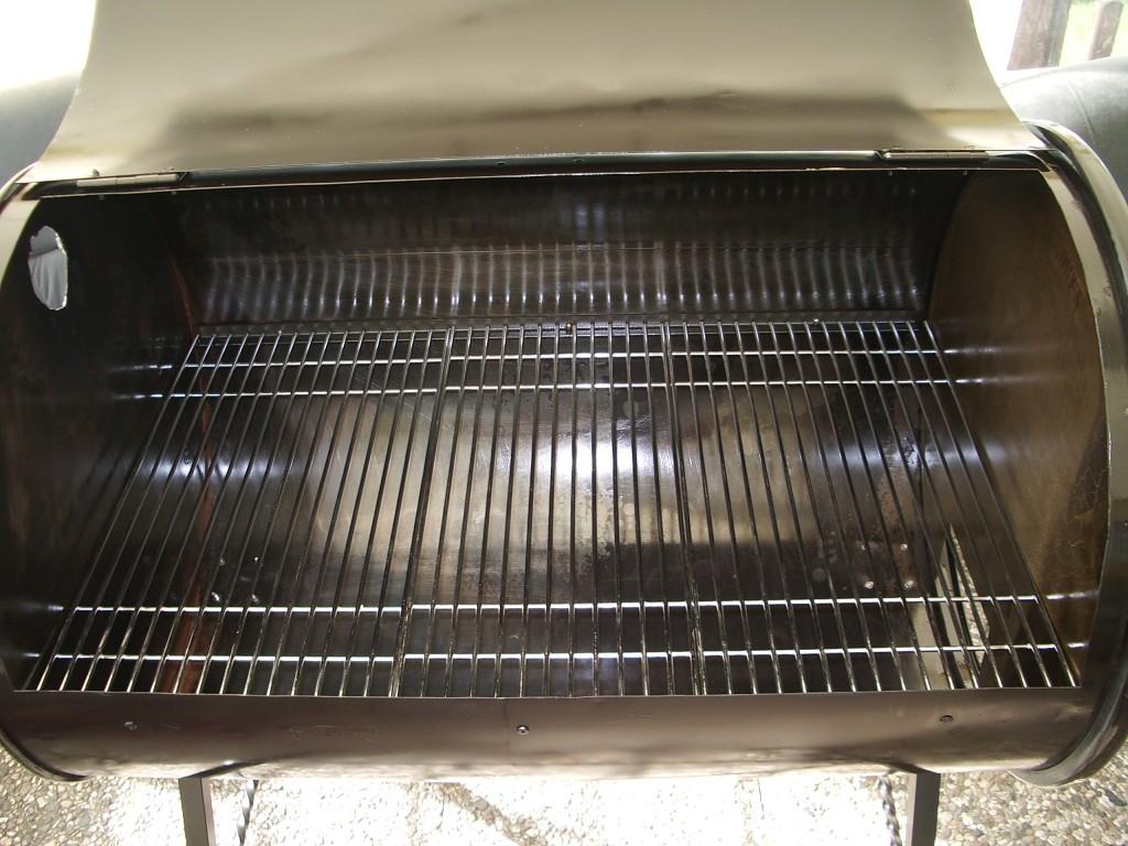 uds ugly drum smoker tonnen smoker update seite 5 grillforum und bbq www. Black Bedroom Furniture Sets. Home Design Ideas