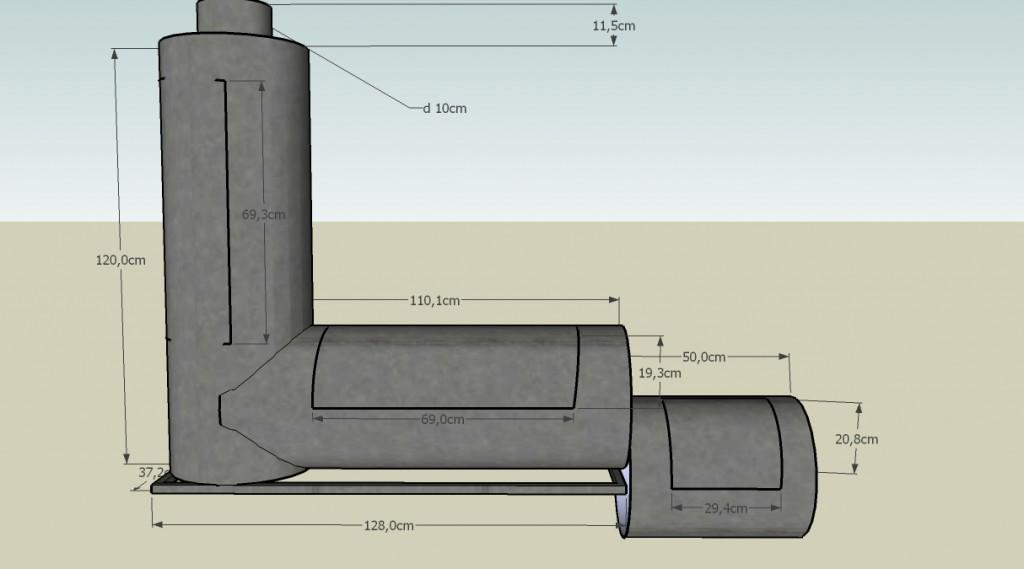 smoker eigenbau made im saarland grillforum und bbq. Black Bedroom Furniture Sets. Home Design Ideas