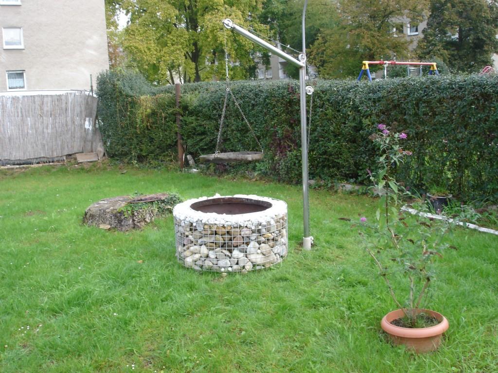 grill aus gabionendrahtk rben grillforum und bbq www. Black Bedroom Furniture Sets. Home Design Ideas