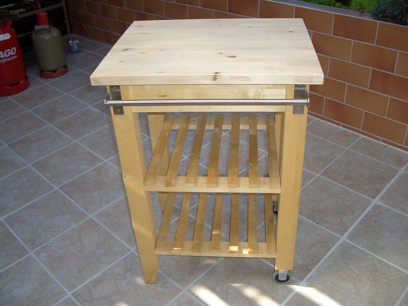 pimp mein ikea beistelltisch grillforum und bbq. Black Bedroom Furniture Sets. Home Design Ideas