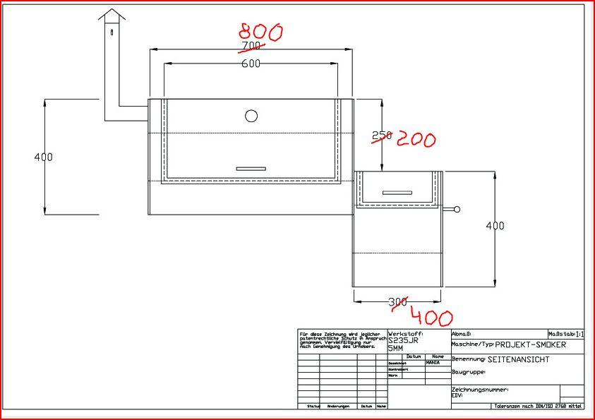 bauprojekt smoker ungew hnliches design suche noch. Black Bedroom Furniture Sets. Home Design Ideas