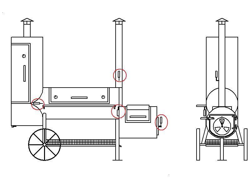 Ein paar Gedanken zum Smokerbau  Grillforum und BBQ - www.grillsportverein.de