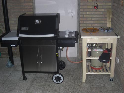 gasflasche weber grill gasflasche zum verstauen im weber. Black Bedroom Furniture Sets. Home Design Ideas