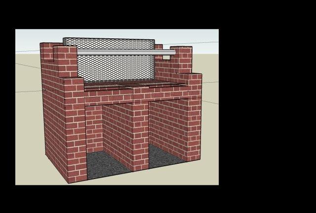 welche baustoffe f r einen gemauerten grill grillforum und bbq. Black Bedroom Furniture Sets. Home Design Ideas