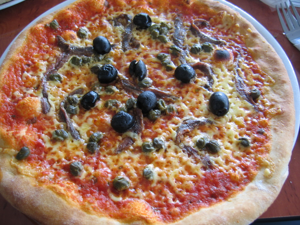 Pizzeria Uni Regensburg