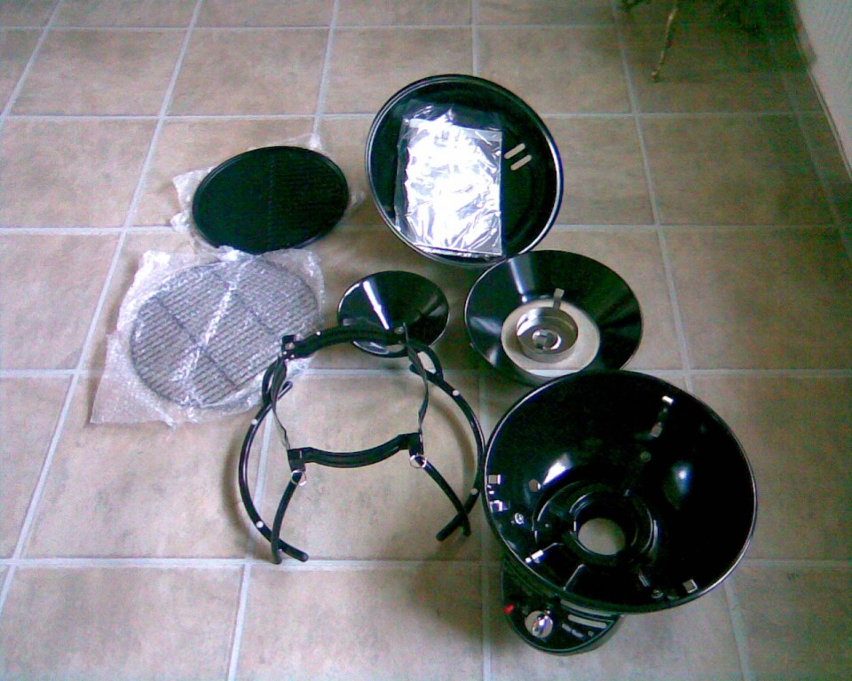 outdoorchef 420 gas halve parasol. Black Bedroom Furniture Sets. Home Design Ideas