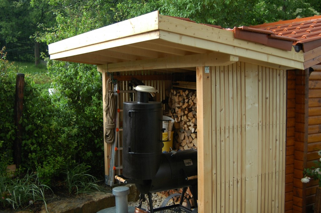 holzlager bauen lagerhaus a pavillon bauen fr selber. Black Bedroom Furniture Sets. Home Design Ideas