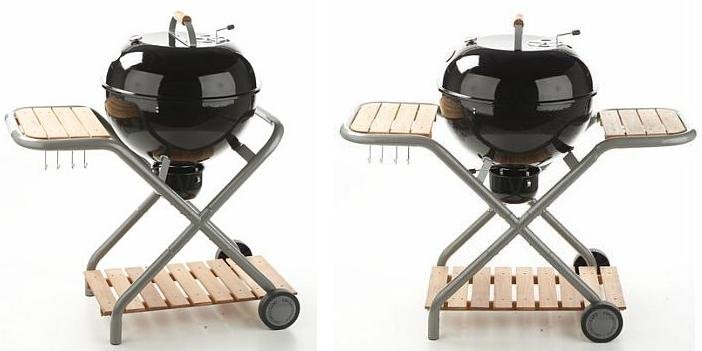 grill mit ablage kleinster mobiler gasgrill. Black Bedroom Furniture Sets. Home Design Ideas