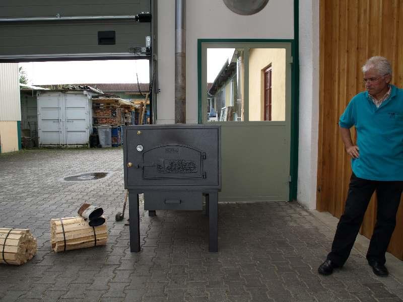 holzbackofen tage bei h ussler gmbh heiligkreuztal grillforum und bbq. Black Bedroom Furniture Sets. Home Design Ideas