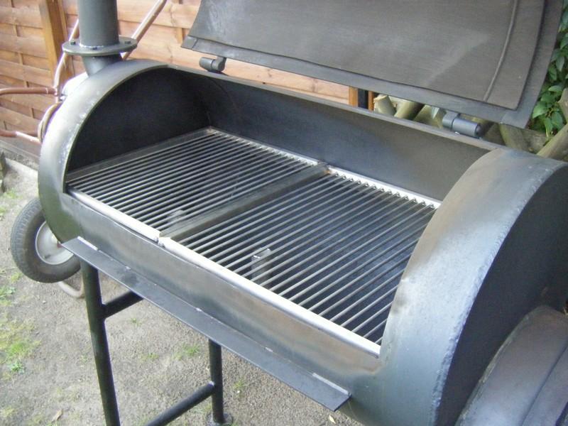 guter kohlerost f r smoker grillforum und bbq www grill selber bauen anleitung edelstahl. Black Bedroom Furniture Sets. Home Design Ideas