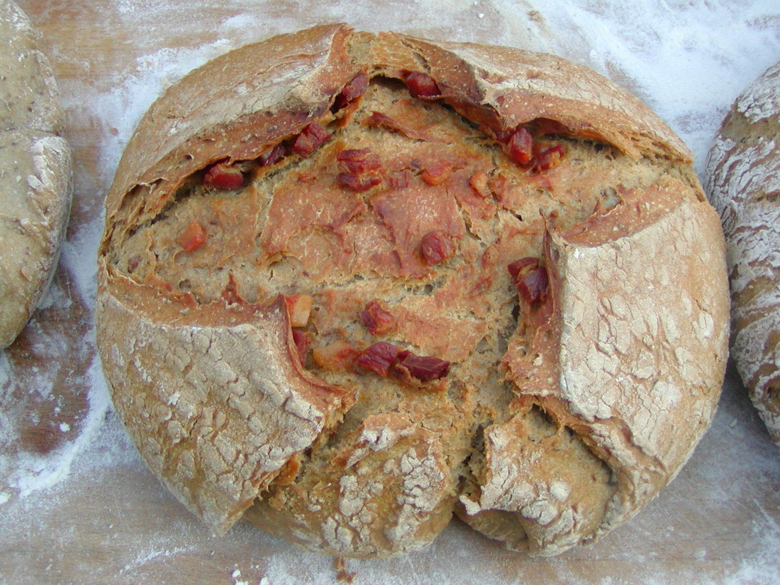 Brotbacken Im Dutchoven Grillforum Und Bbq Www