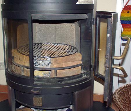 indoor kamin smoken smokern grillen grillforum. Black Bedroom Furniture Sets. Home Design Ideas