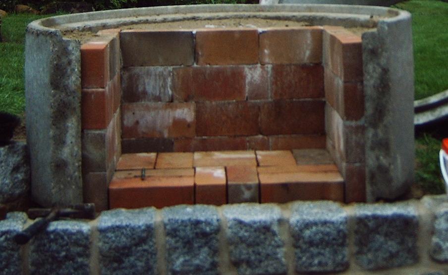 mein grill aus schachtringen brunnenringe grillforum und bbq. Black Bedroom Furniture Sets. Home Design Ideas