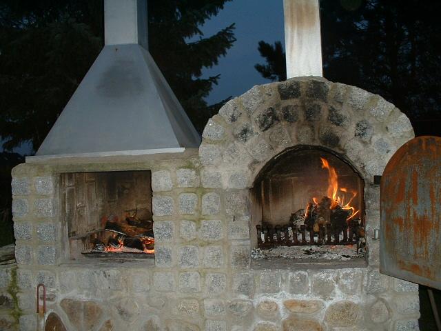 pizzaofen grill kombination – godsriddle, Gartenarbeit ideen