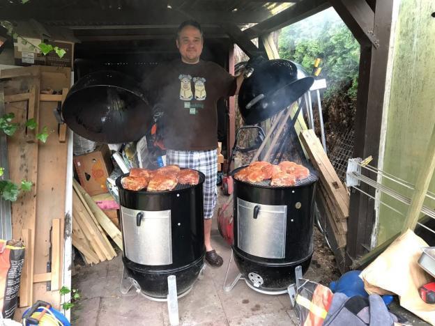 Pulled Pork Gasgrill Grillsportverein : Catering grillsportverein